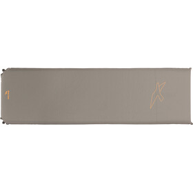 Easy Camp Siesta Tappetino singolo 10cm, grigio